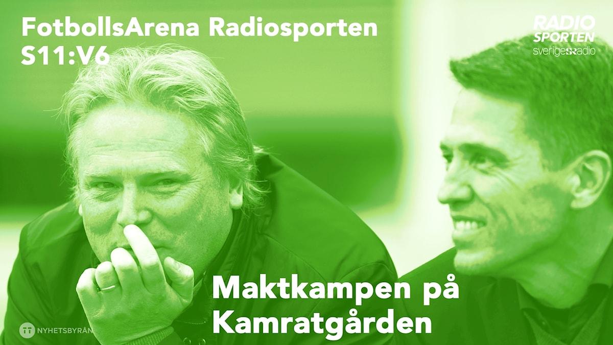 Jörgen Lennartsson och Mats Gren.