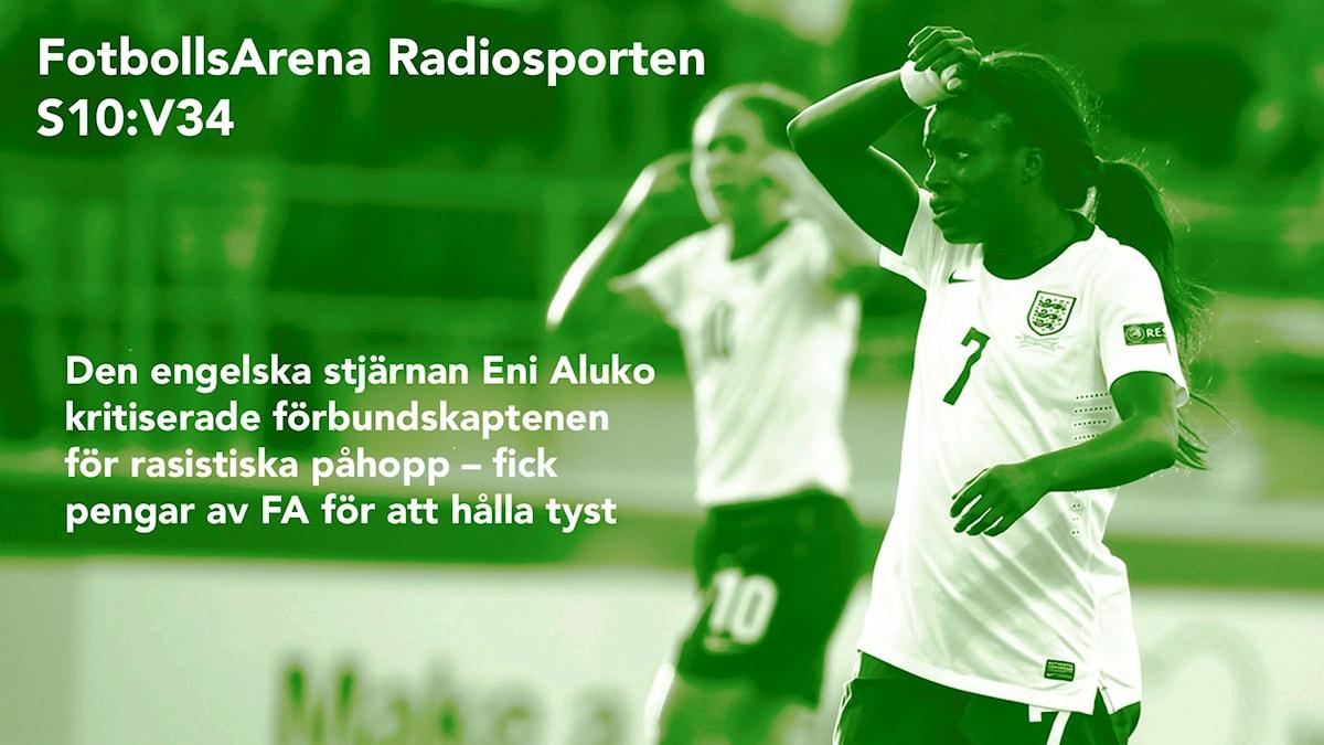 Eni Aluko.