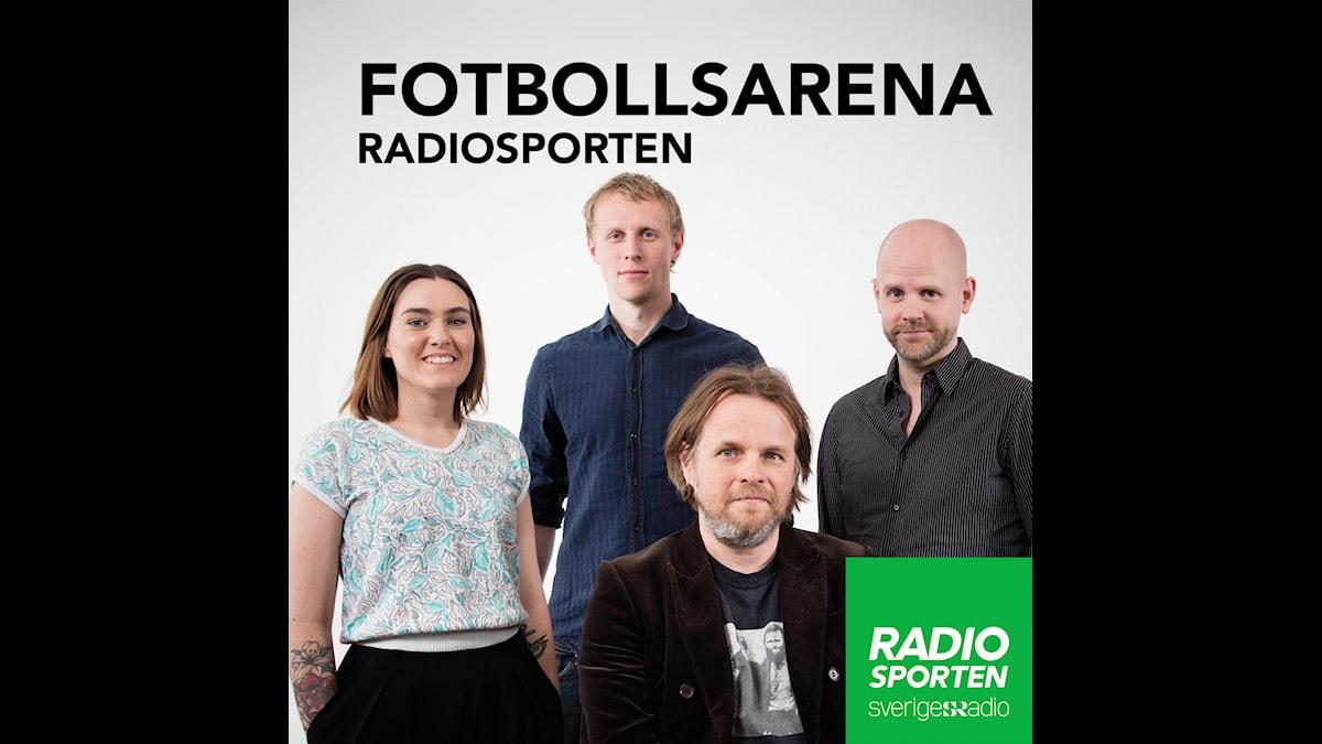 Spridningsbild för FotbollsArena Radiosporten - Rätt