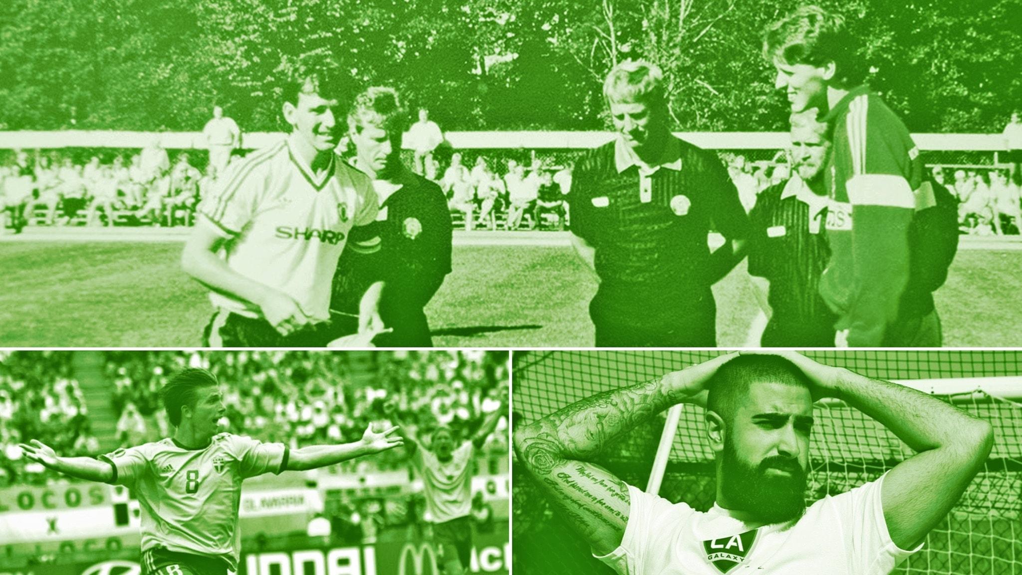 Påskpoddsspecialavsnitt i Fotbollsarena Radiosporten