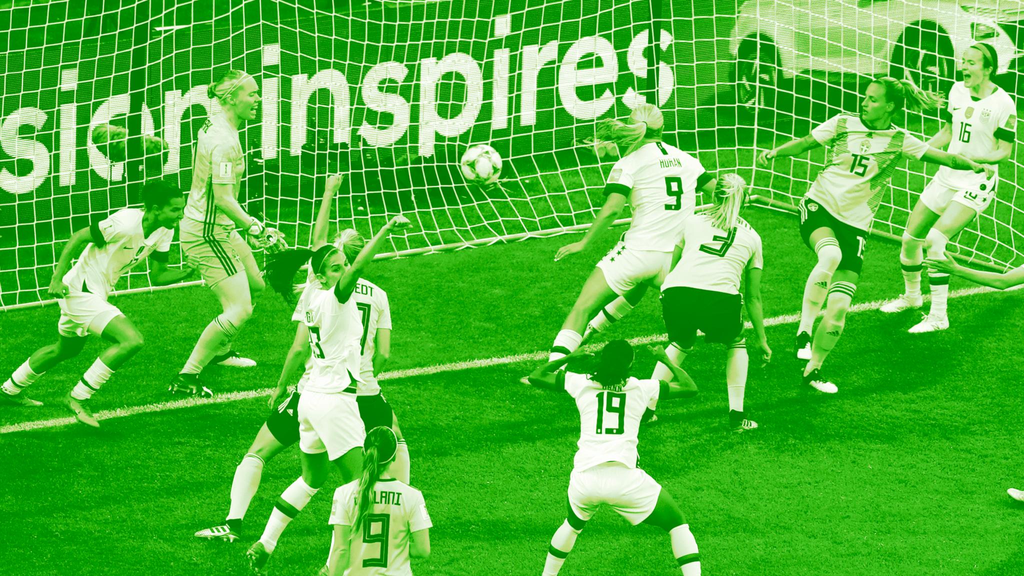 VM-special: Efter USA – och om åttondelsfinalerna