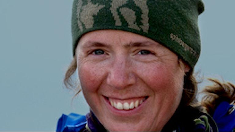 Emma Johansson-Karlsson, julkalenders ishavsexpert
