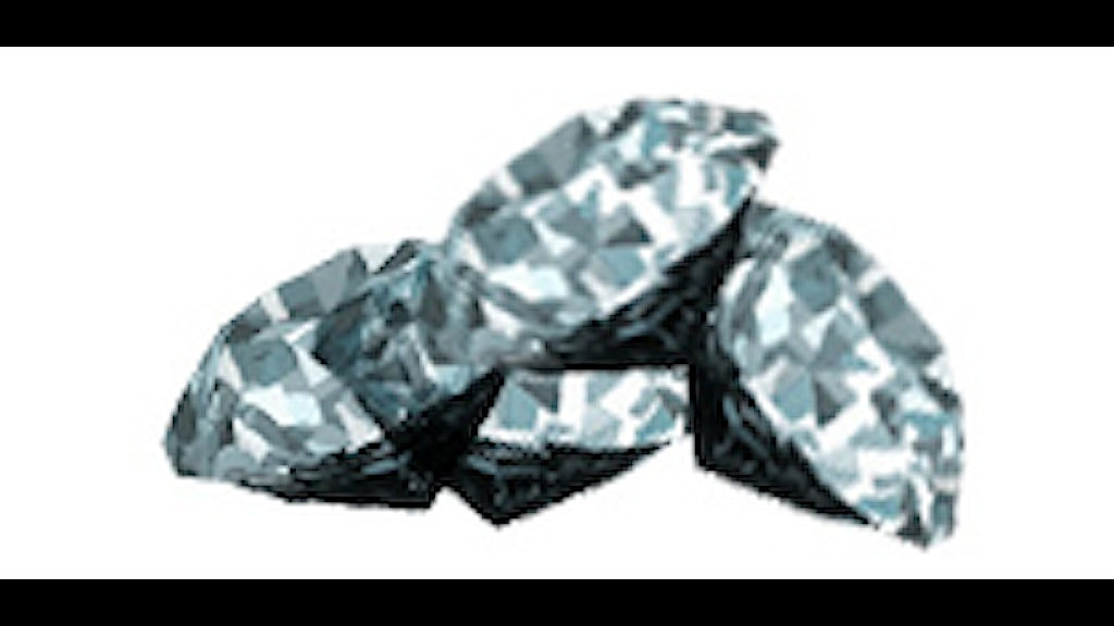 Diamanter, bild Alexander Janson
