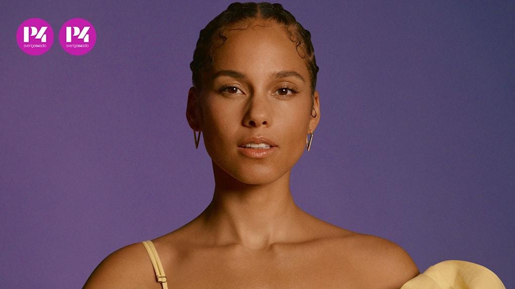 Alicia Keys nya album får godkänt av Kulturnytts recensent.