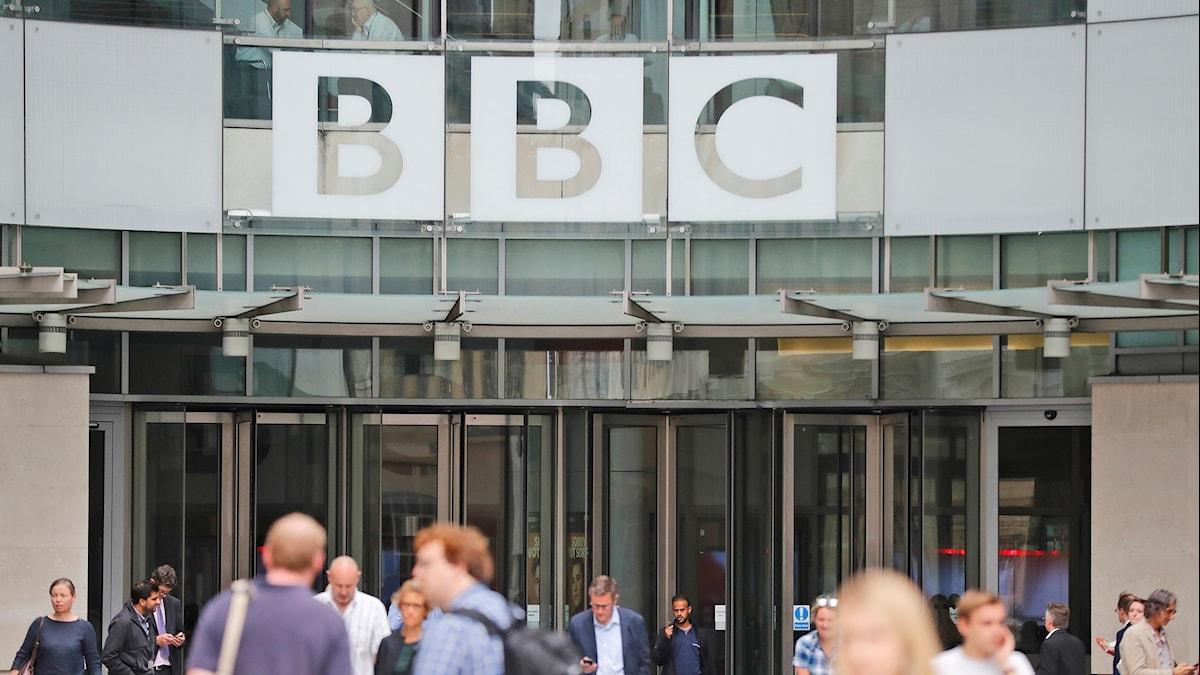 BBC-huset.