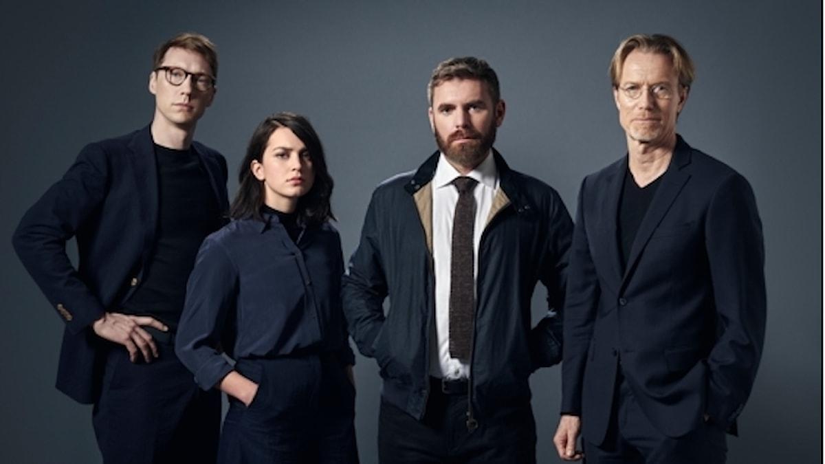 """""""Box 21"""" är ny tv-serie i Viaplay efter Roslund & Hellströms böcker."""