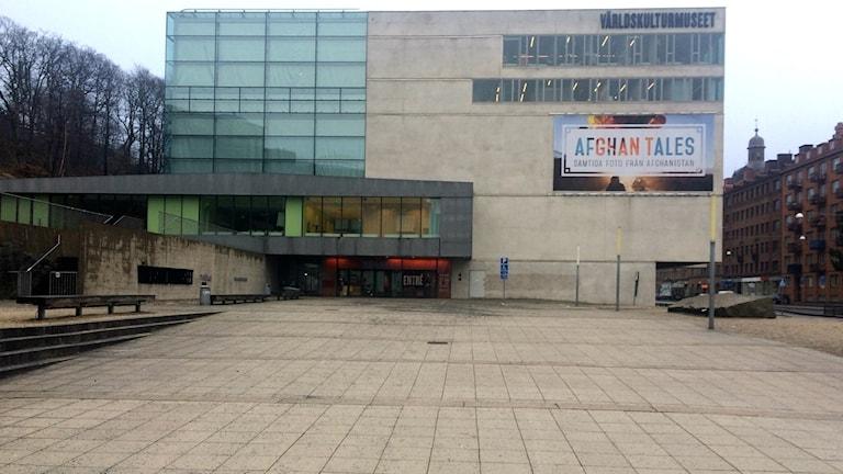 Antalet besökare till Världskulturmuseet i Göteborg har ökat med sen fri entré-reformen återinfördes i februari 2016. Foto: Mina Benaissa
