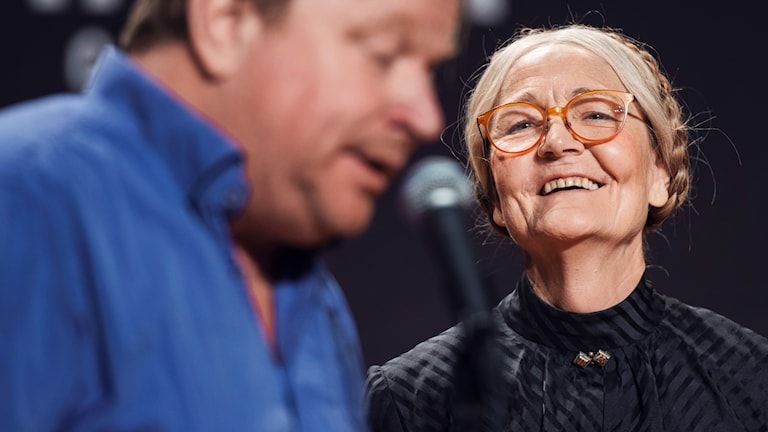 Claes Malmberg och Ann Petrén