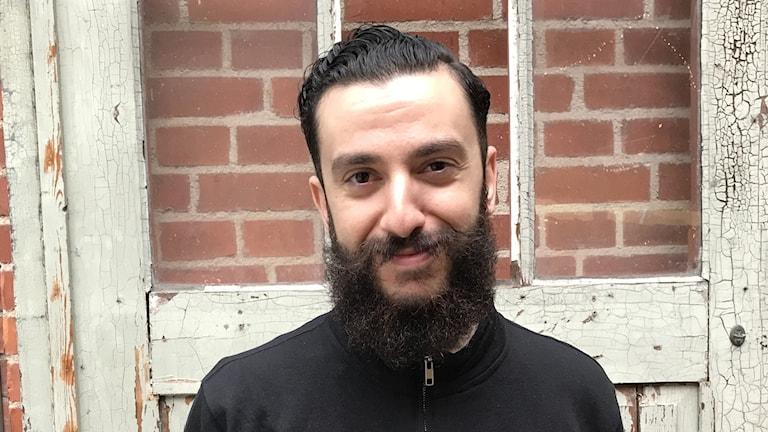 Julian Namroud från ID Crew är dansare och domare i battles
