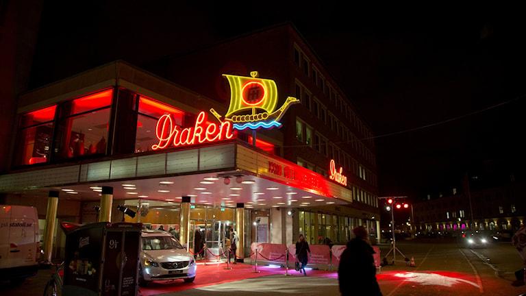 Bild på Draken i Göteborg