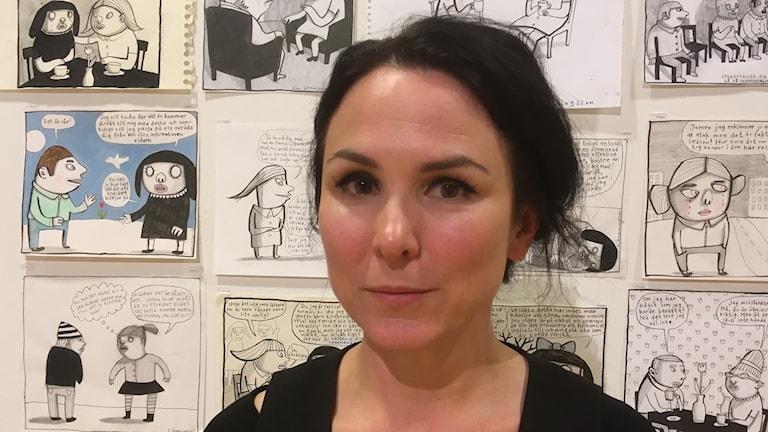 Nina Hemmingsson foto Ann Jornéus