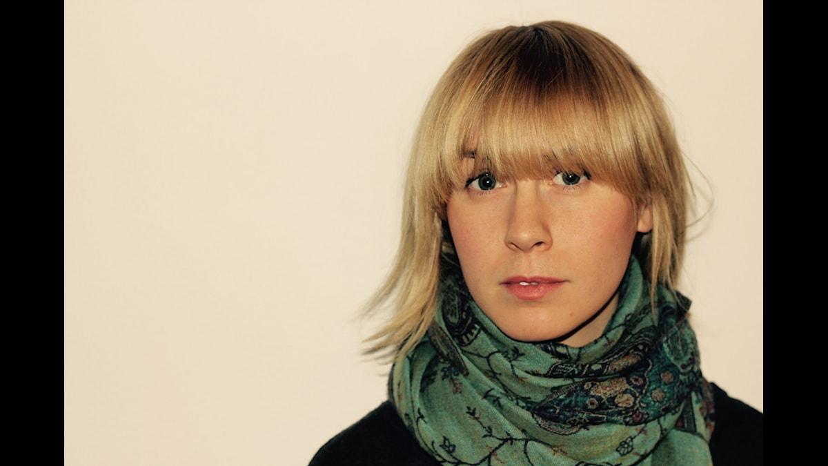 Linnea Grimstedt är konstnärlig ledare på Kulturens bildningsverksamhet. Foto: privat.