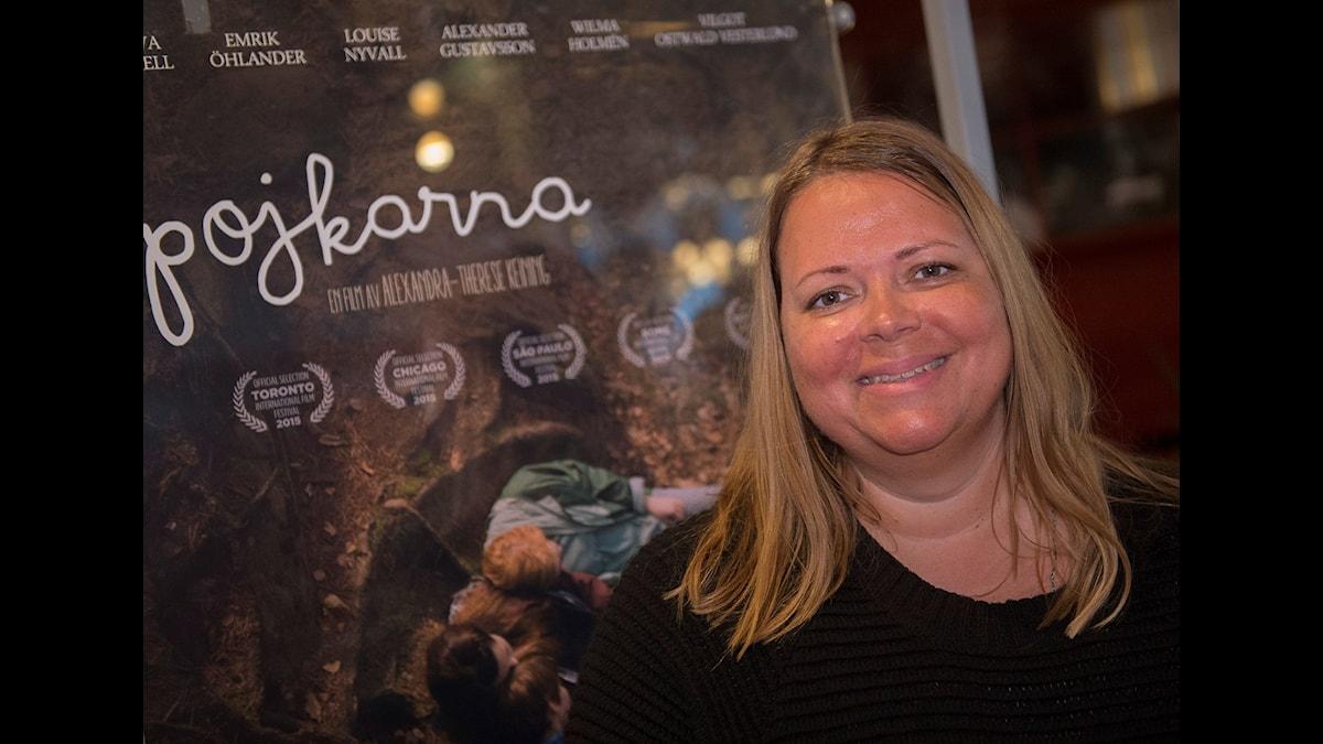 Alexandra Therese-Keining. Foto: Maja Suslin / TT
