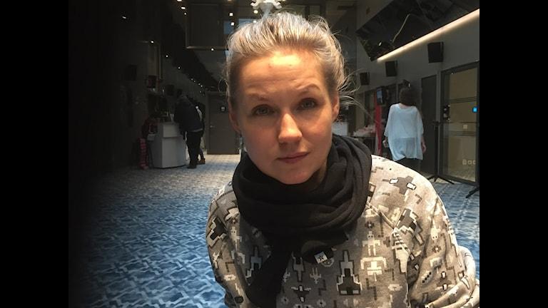 """Tova Magnusson, regissören bakom """"Det mest förbjudna""""."""
