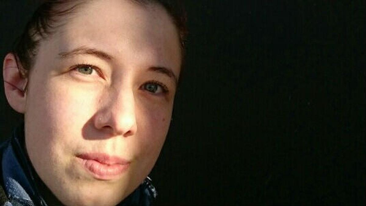 Författaren Christine Lundberg. Foto: Christine Lundberg.