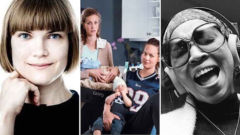 "Sara Bergmark Elfgrens bok ""Norra Latin"", tv-serien ""Melk"" och dokumentären ""Mavis Staples"""
