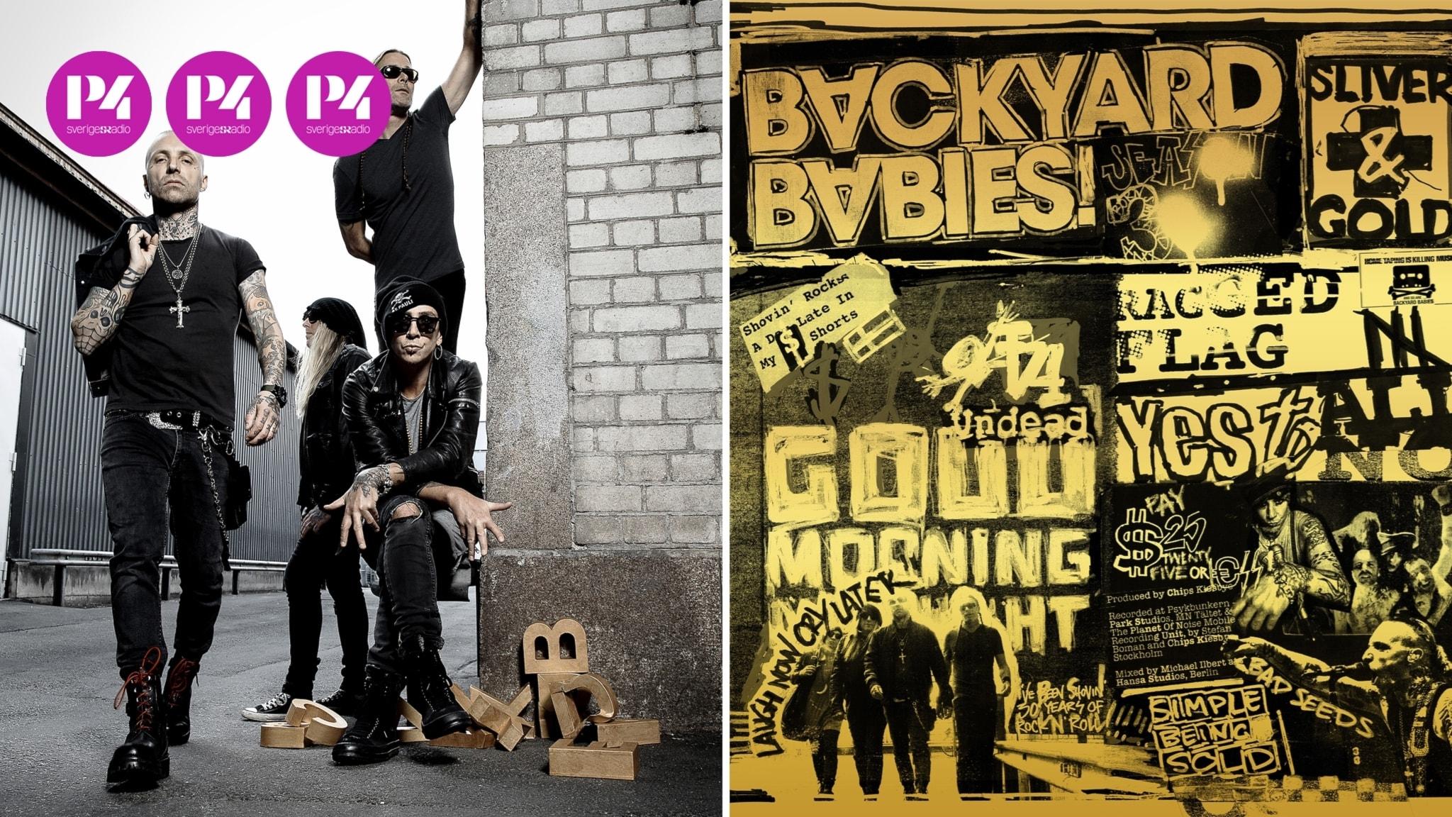 Backyard Babies släpper nytt, Viveca Bladh har lyssnat och skådespelarna från tv-serien Beverly Hills gör en omstart
