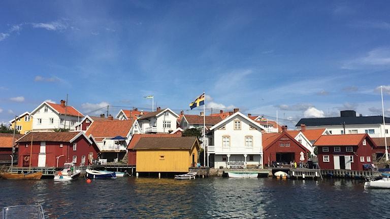 Bohuslän, Gullholmen.