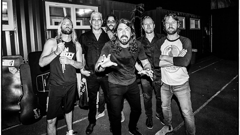 'Foo Fighters.