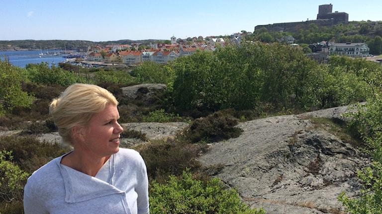 Ann Rosman, författare till Vågspel.