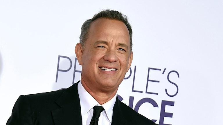 Skådespelaren och regissören Tom Hanks.