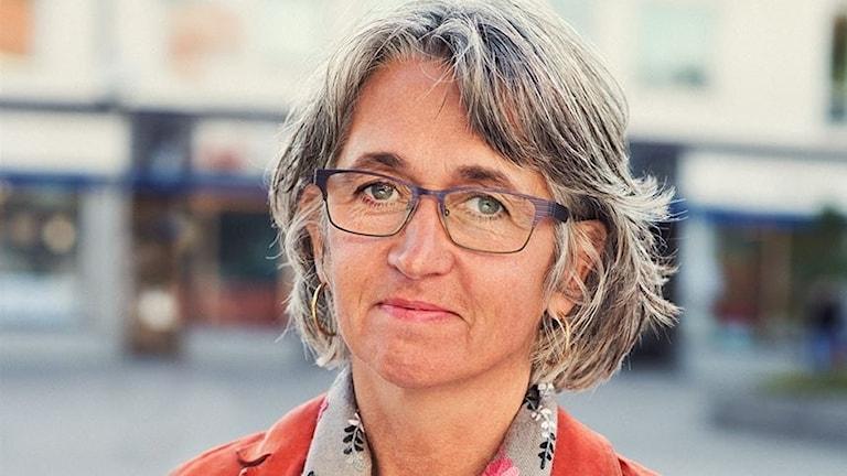 Författaren Kajsa Gordan.