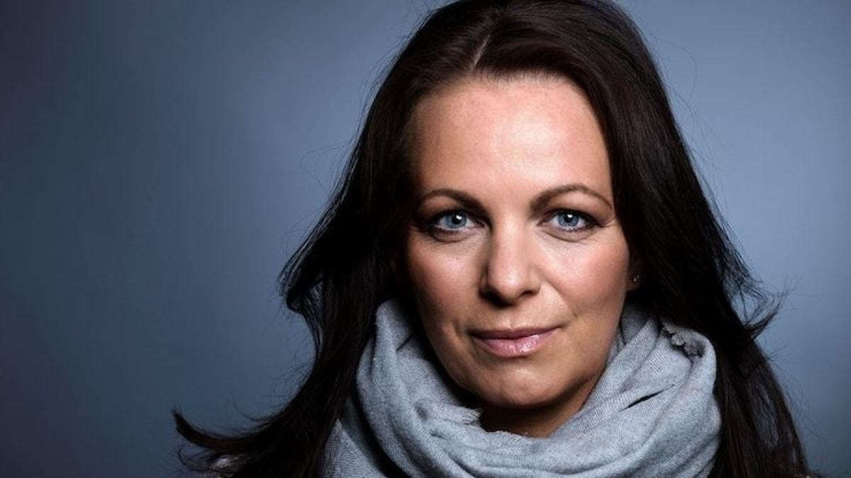 Författaren Katarin Wennstam.