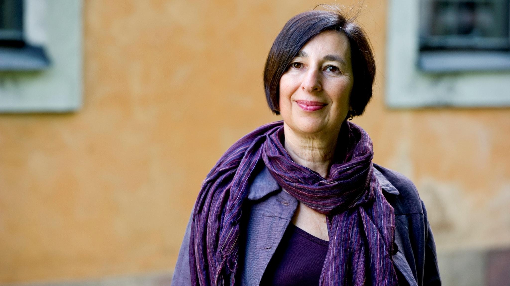 Annika Thor är ordförande i Svenska PEN:s kommitté för fängslade författare.