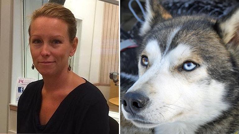 """Egenutgivna böcker är en trend som håller i sig. Kristina Emanuelsson vann pris i år för sin egenutgivna """"Viskskrik""""."""