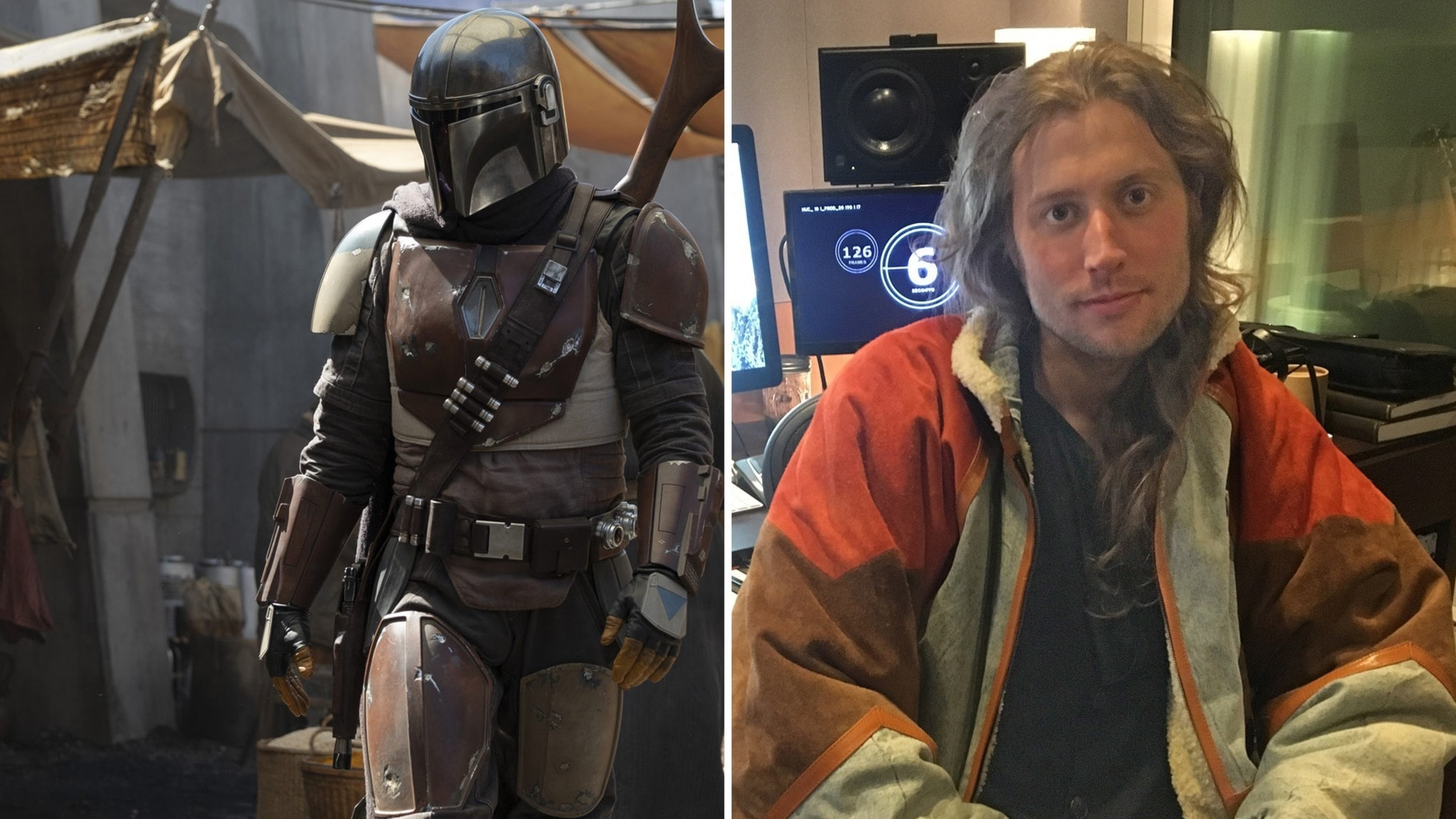 """Kompositören Ludwig Göransson har gjort soundtracket till """"The Mandalorian"""", en """"Star wars""""-spinoff."""