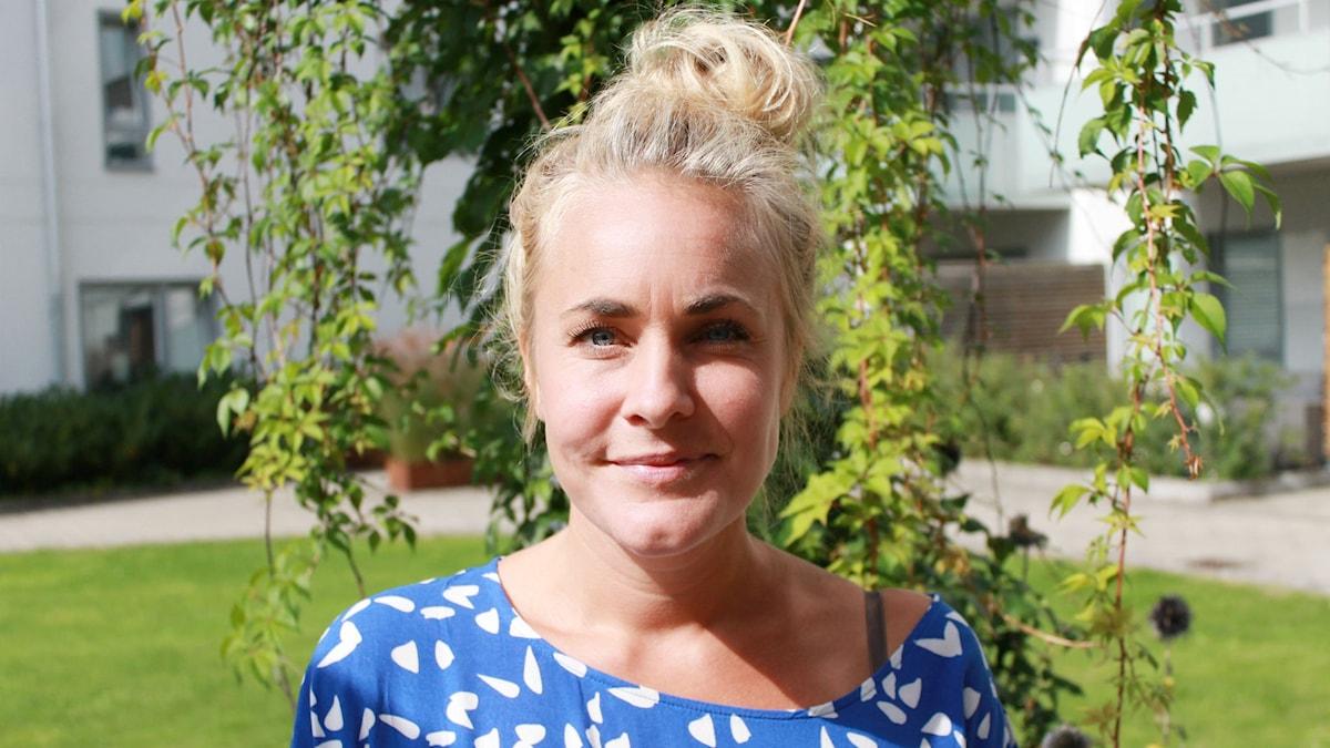 Sara Beischer, författare.