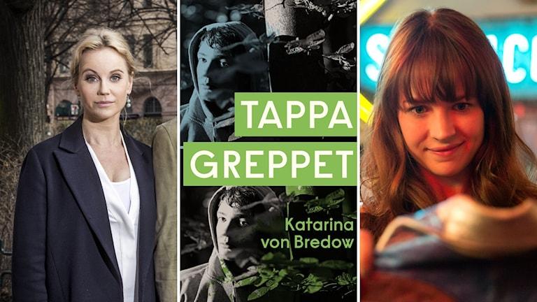 """Sofia Helin gör """"30 liv i veckan"""", """"Tappa greppet"""" av Katarina von Bredow och tvserien """"Girlboss""""."""