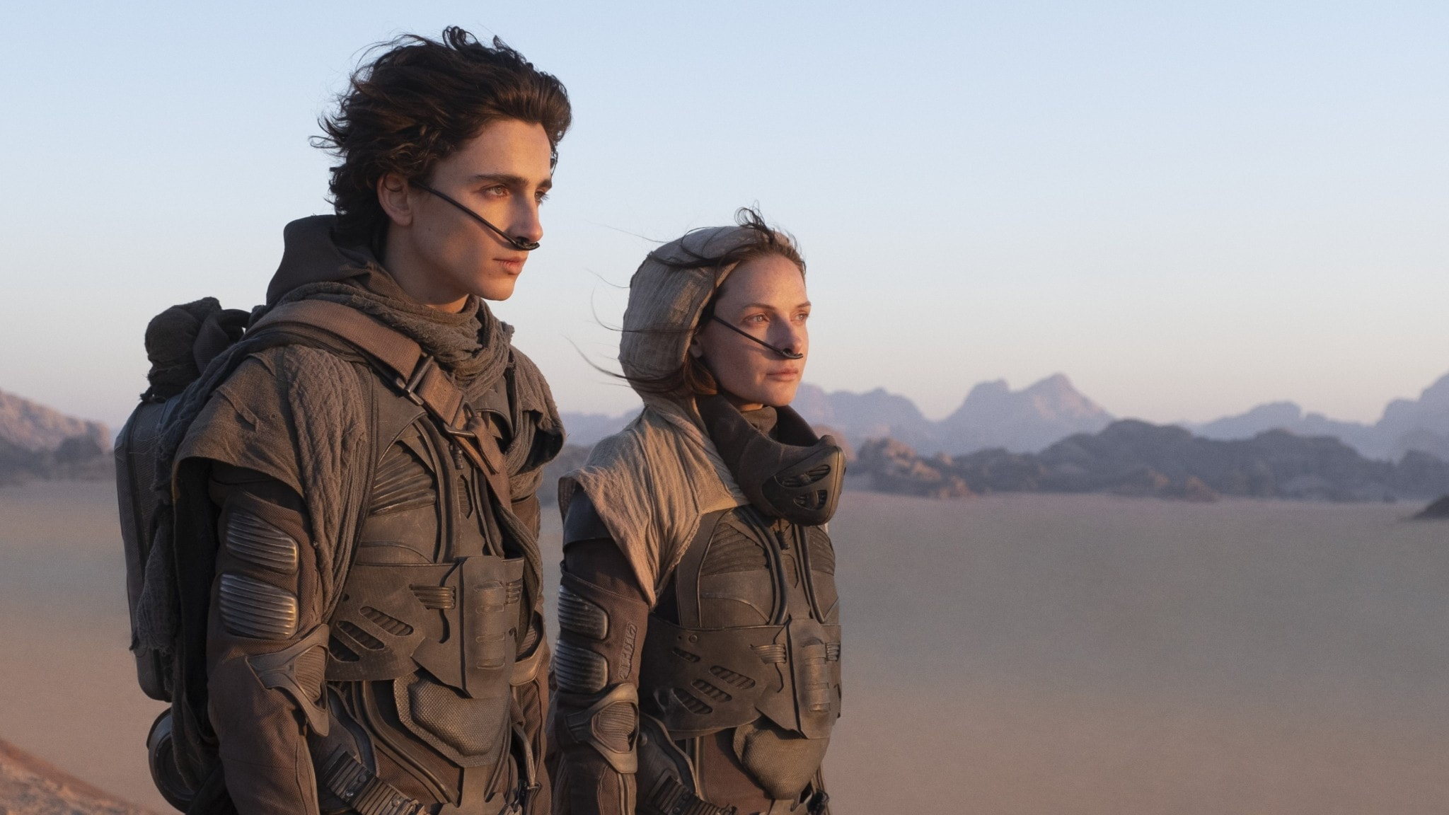 Nya filmatiseringen av Dune lyckas fånga känslan i Frank Herberts bok, menar Joakim Silverdal.