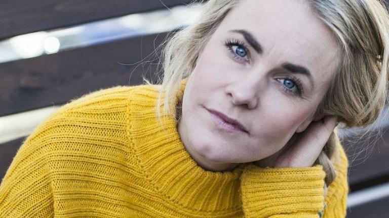 Författaren Sara Beischer.