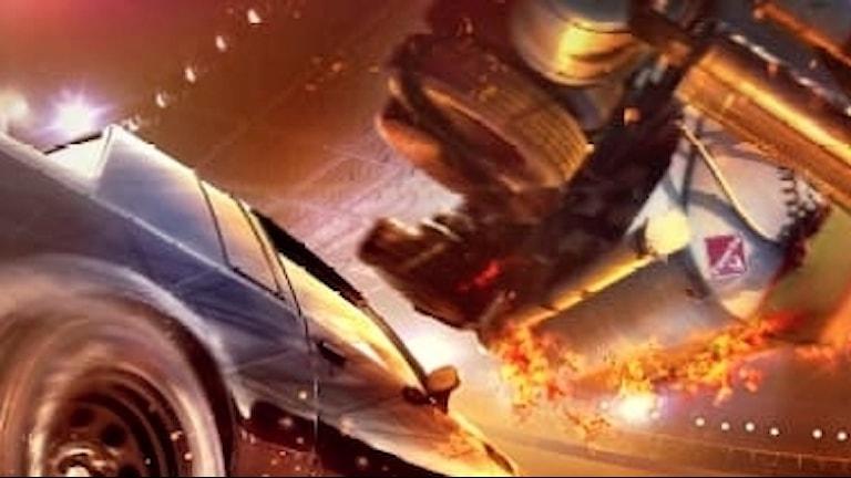Ur Fast & Furious-showens affisch.