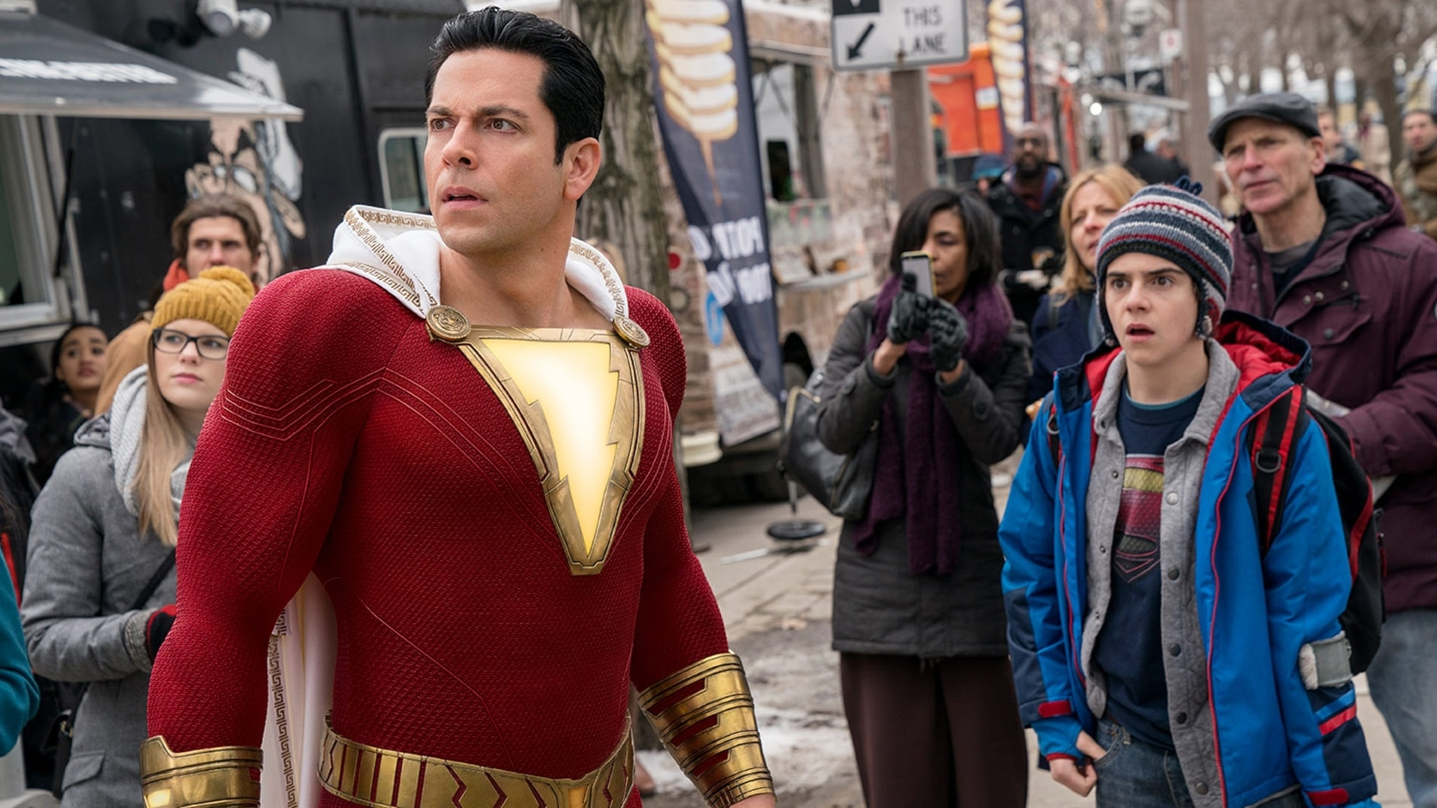 Shazam Superhero For The Whole Family Cultural Change In P4
