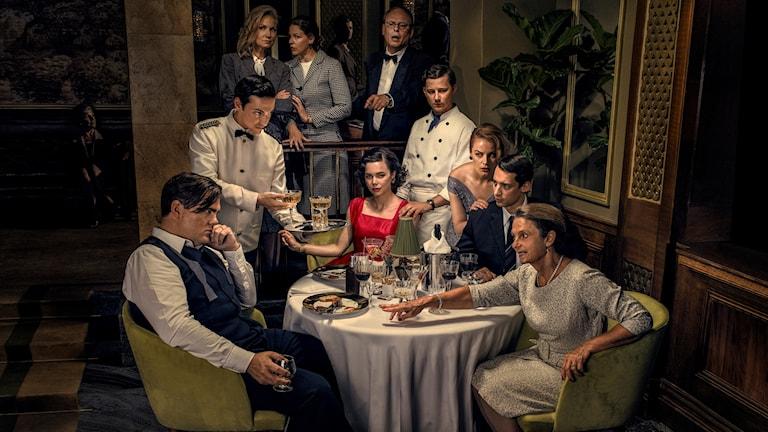 """SVT-dramat """"Vår tid är nu"""" en ren skådespelarfest."""