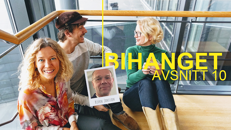 Från Vänster: Ylva Nilsson, Kalle Kovács, Björn Jansson, Viveca Bladh