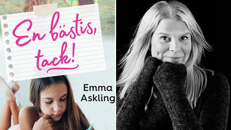 """""""En bästis, tack!"""" av Emma Askling."""
