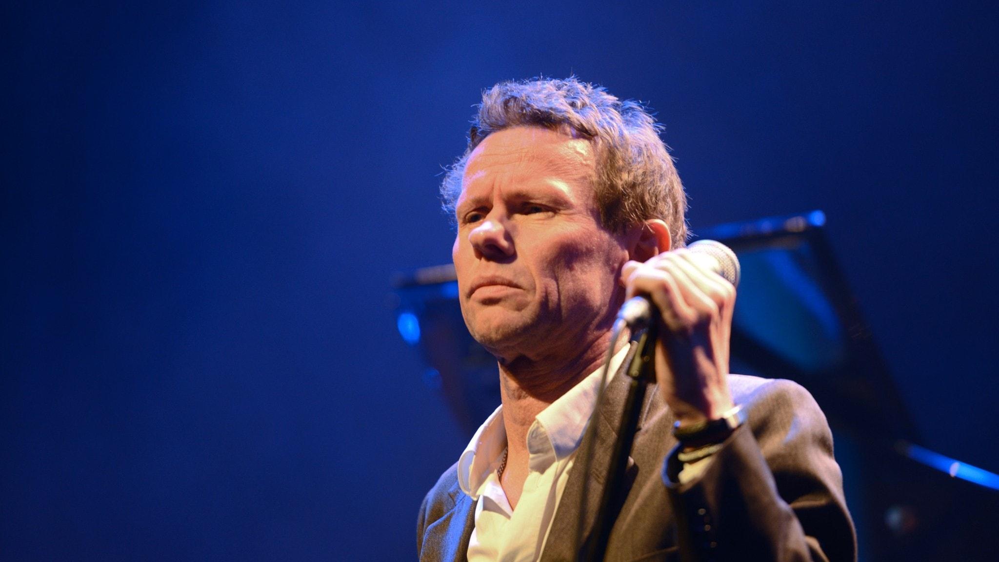 Sångaren Bo Sundström