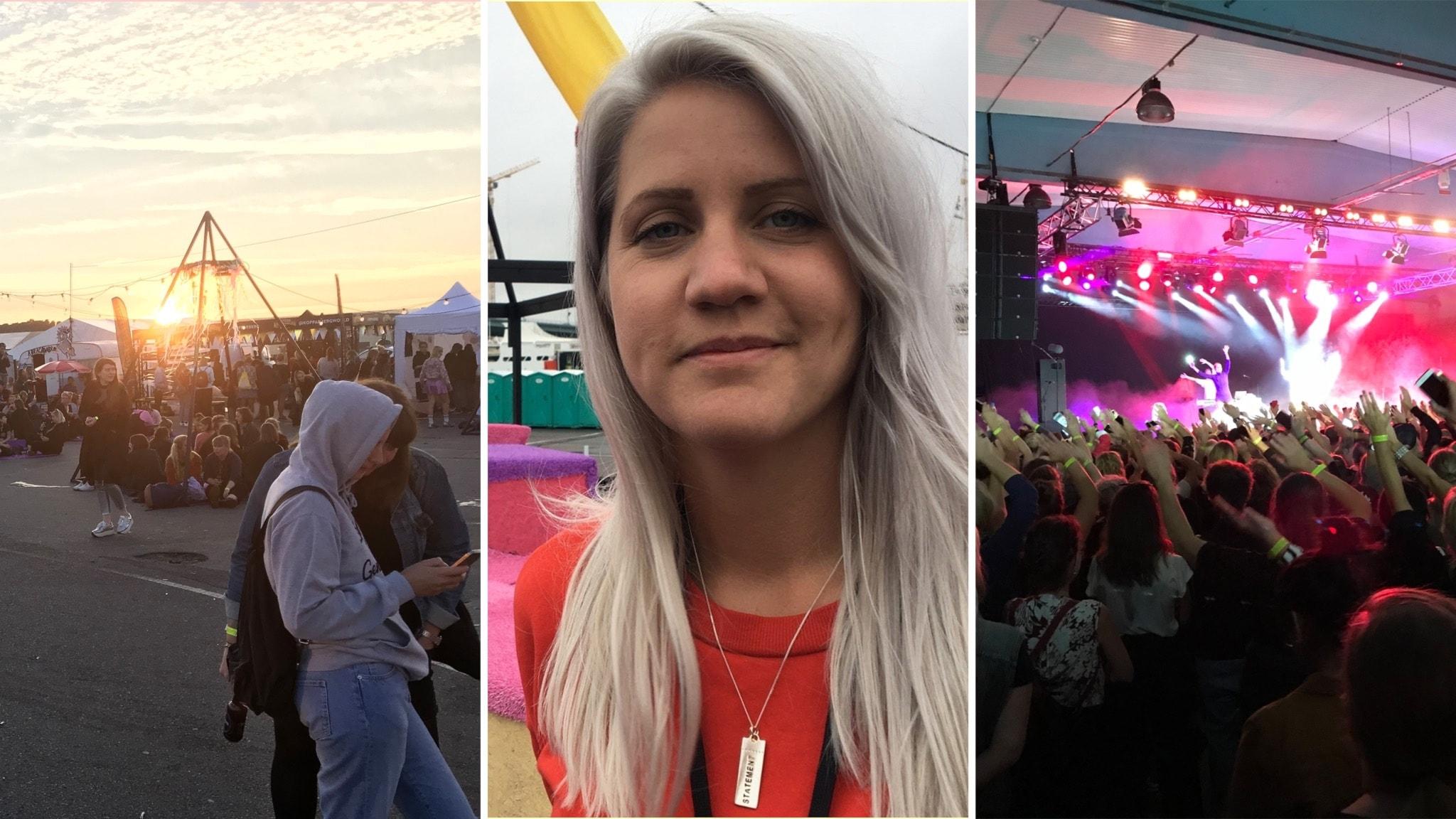 Mansfria Statementfestivalen blir klubbturné och Wera von Essen tilldelades Borås Tidnings debutantpris