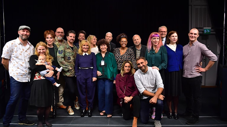 Alla årets deltagare