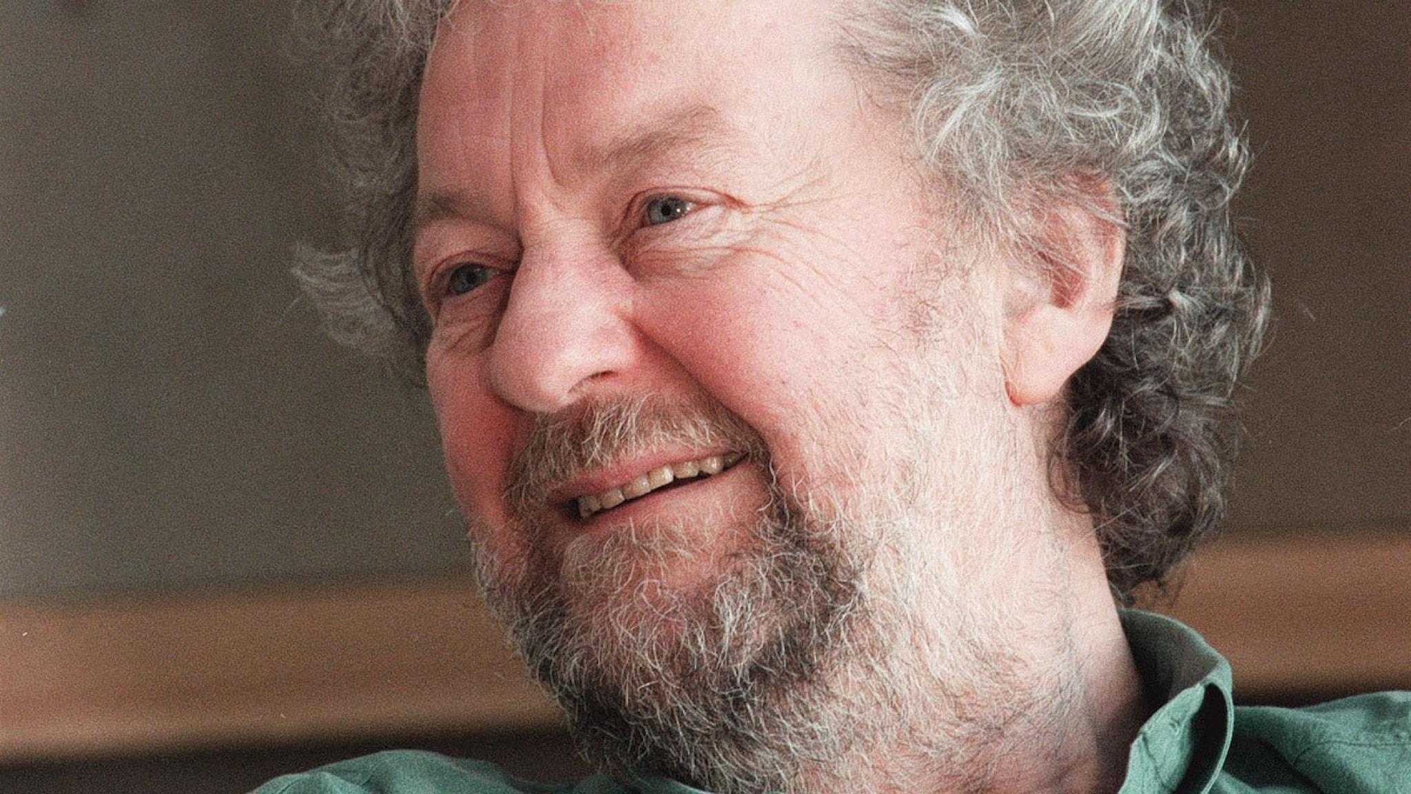 Peter Dahl. Foto: Jan Collsiöö/TT.