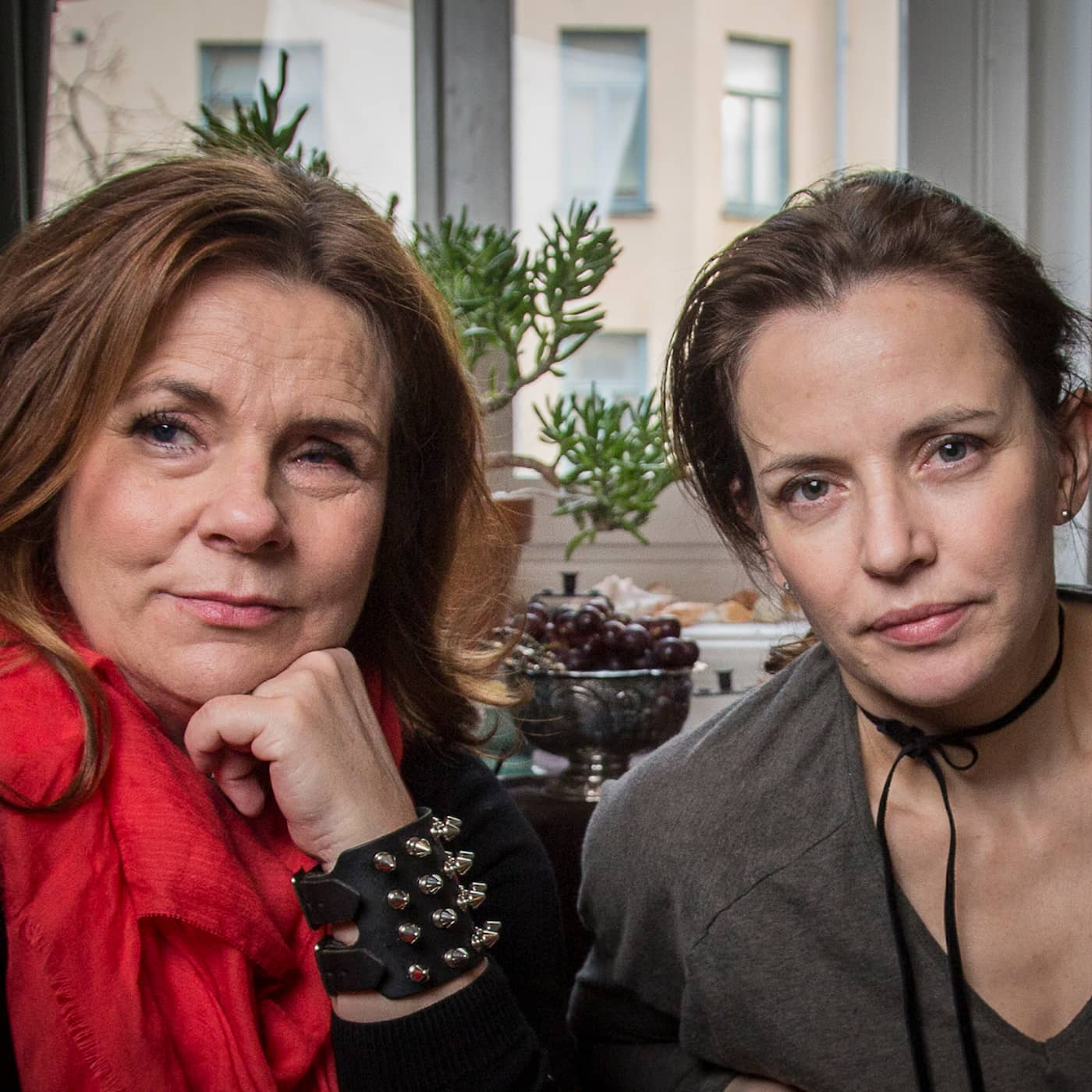 Amanda Ooms katarina hahr möter skådespelerskan amanda ooms
