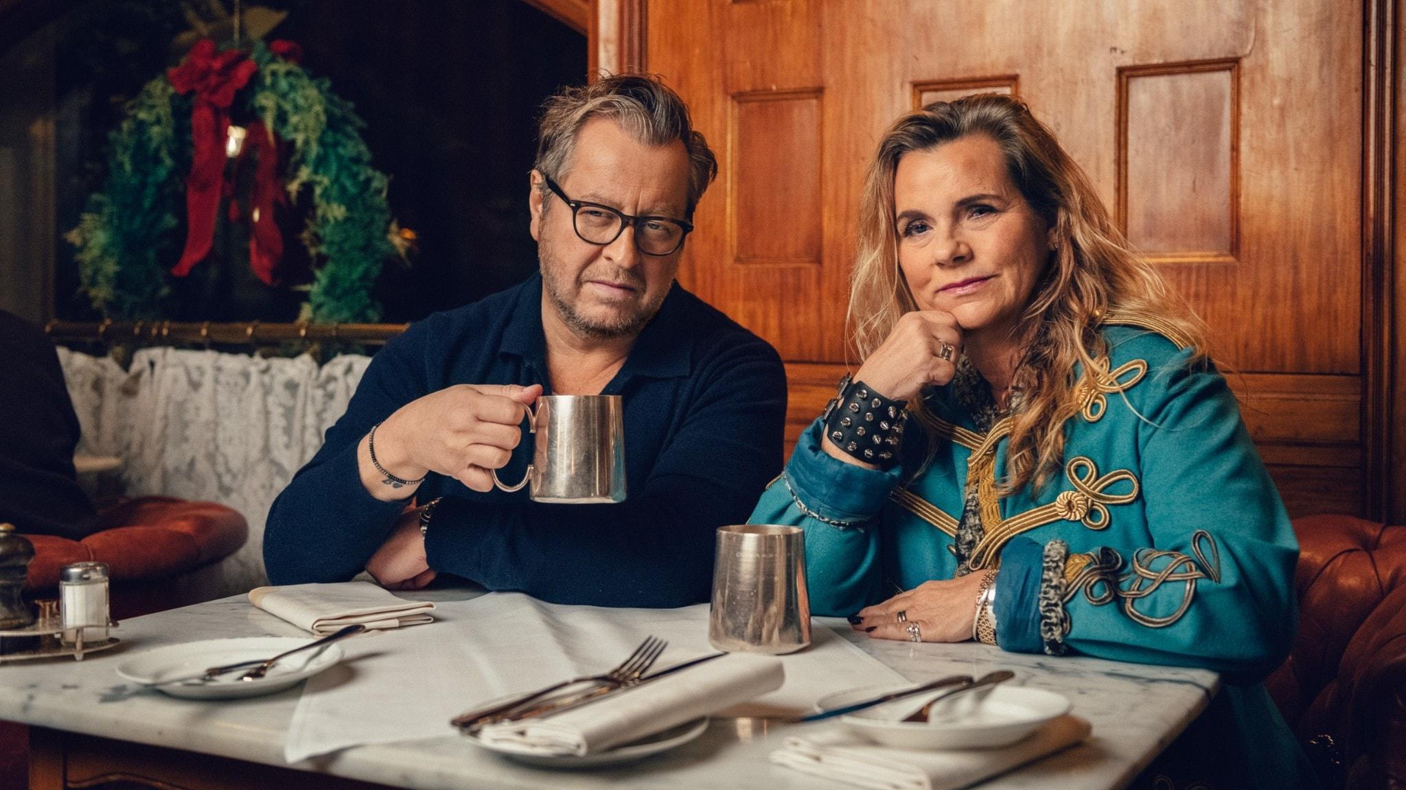 JULSPECIAL 2020: Katarina Hahr och Mauro Scocco