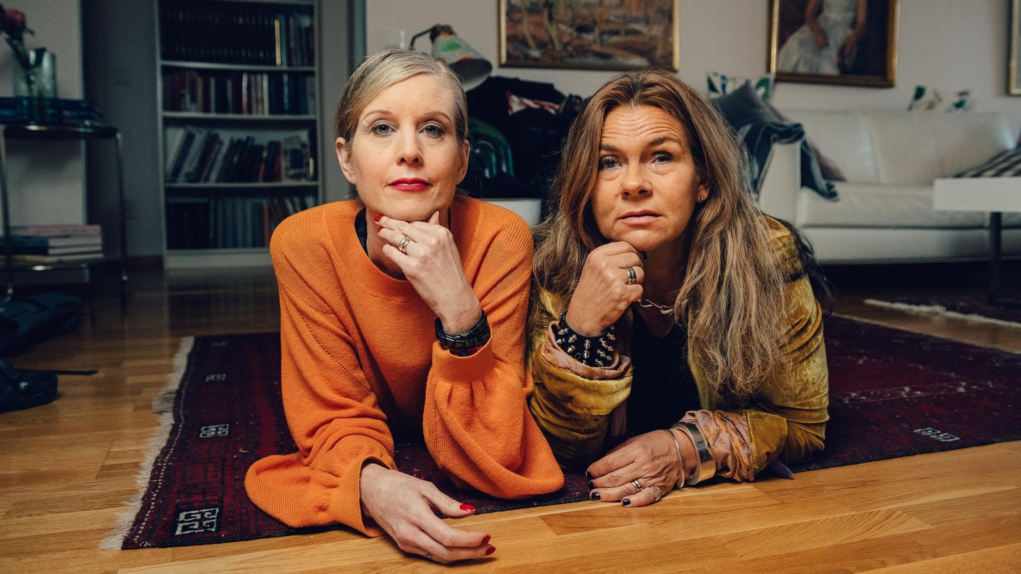 Katarina Hahr möter journalisten och författaren Linda Skugge