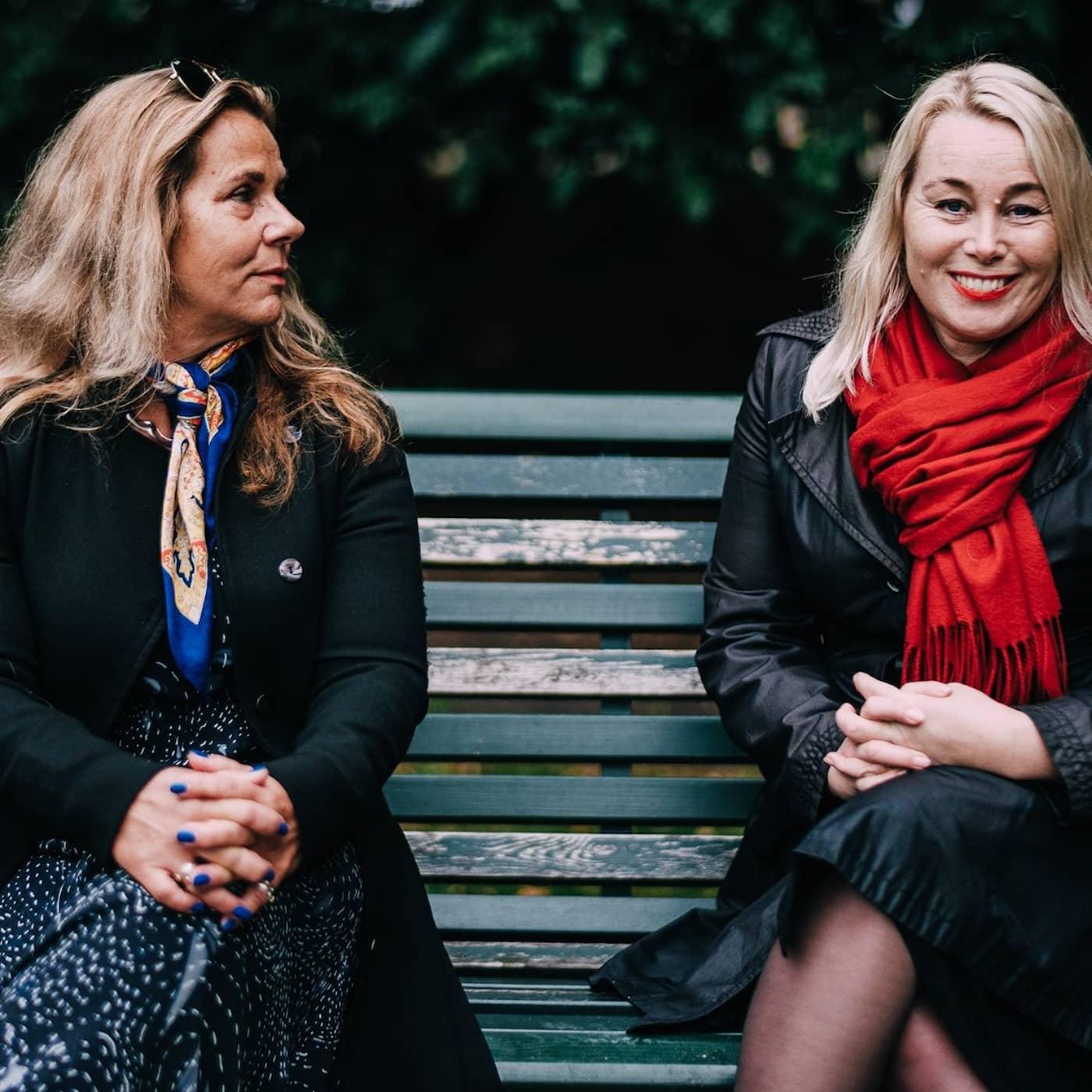 ANN HEBERLEIN: Hade inte kunnat föreställa mig att det gick så snabbt att rasera en karriär