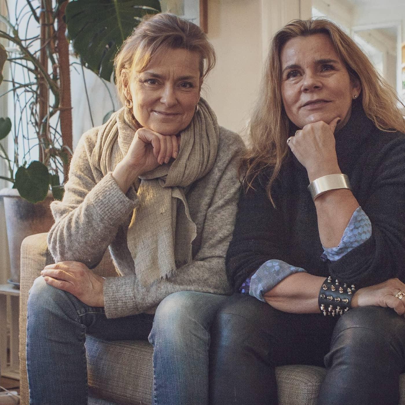 MARIE RICHARDSON: Den svåraste relationen i hela mitt liv är med min mamma.