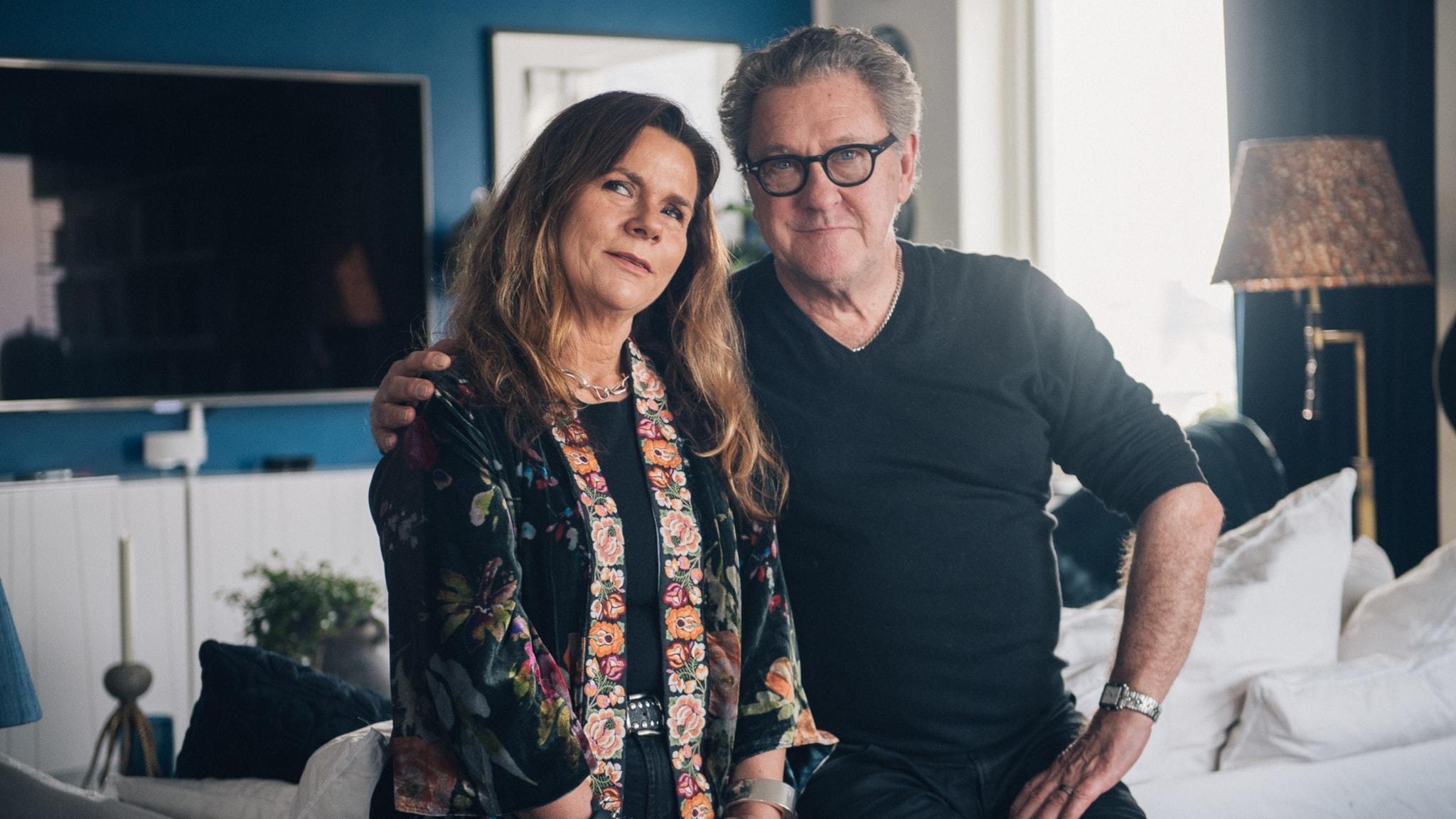 Katarina Hahr möter artisten Tommy Körberg i ett samtal om tillit
