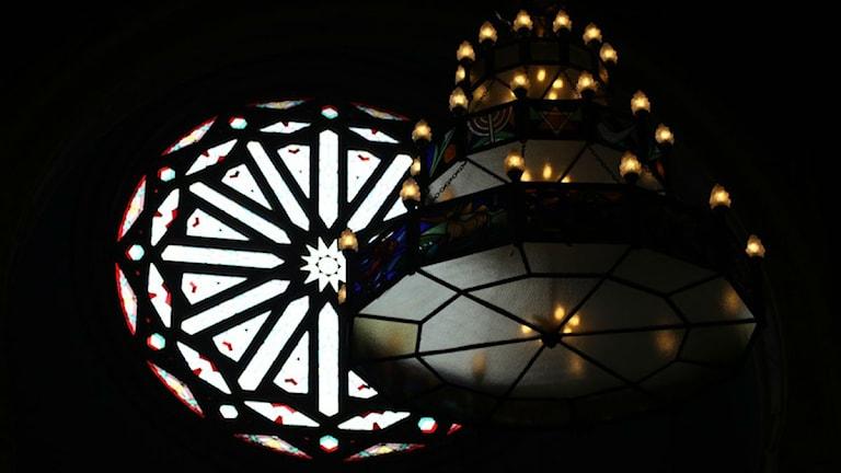 I Hollandse synagoga i Antwerpen. Foto Cea CC BY Flickr